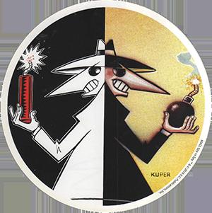 Spy & Spy Bierdeckel