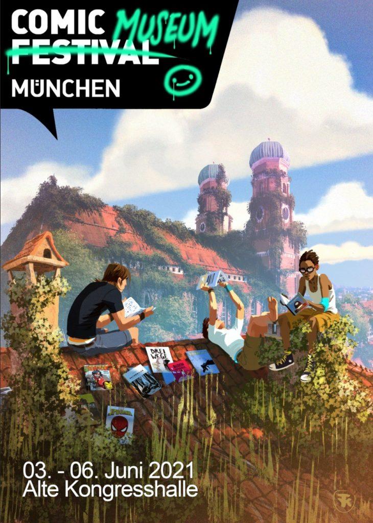 Comicfestival München